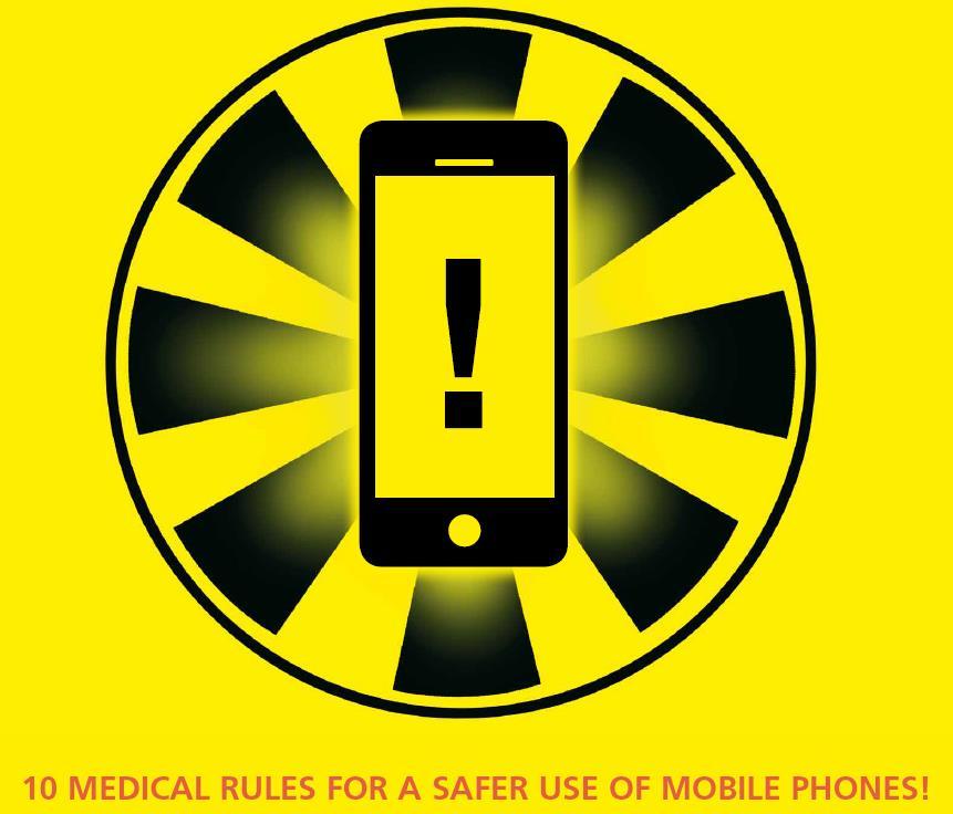 Wienin lääkäriyhdistys. Ohjeet kännyköiden terveellisempään käyttöön.